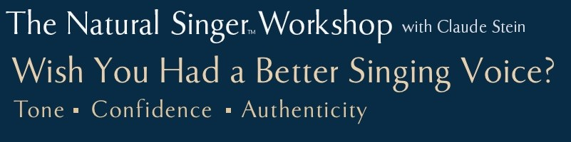 The Natural Singer Workshop Logo